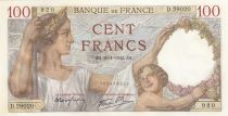 France 100 Francs Sully - 29-01-1942 Série D.28020