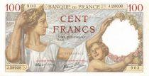 France 100 Francs Sully - 29-01-1942 Série J.28038 - NEUF