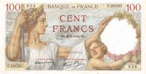 France 100 Francs Sully - 29-01-1942 Série O.28020 - XF