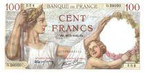 France 100 Francs Sully - 29-01-1942 Série O.28020