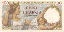 France 100 Francs Sully - 30-04-1941 Série S.21338 - TTB