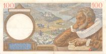 France 100 Francs Sully - 30-04-1941 Série V.21475 - TTB+