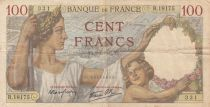 France 100 Francs Sully - années 1939 à 1942