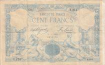 France 100 Francs Type 1882 - 31-01-1883 - Serial T.274 - VF