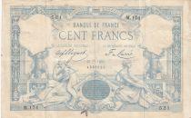 """France 100 Francs Type 1882 \"""" Inverted Lion  \"""" -  25-07-1882 - Seral M.174 - VF"""