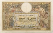 France 100 Francs Women and childs - 03-01-1912 - Serial Y.1403 - VF