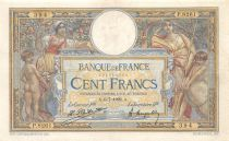 France 100 Francs Women and childs - 06-07-1922  Serial P.8261 - VF