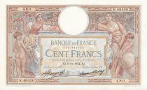 France 100 Francs Women and childs - 08-11-1934 Serial K.46420
