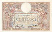France 100 Francs Women and childs - 08-11-1934 Serial R.46215