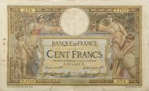 France 100 Francs Women and childs - 12-02-1913 - Serial Z.1712 - VG to F