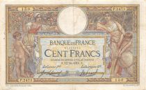 France 100 Francs Women and childs - 12-10-1914  Serial P.2473 - VF
