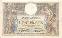 France 100 Francs Women and childs - 13-07-1923  Serial P.9495 - VF