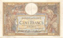 France 100 Francs Women and childs - 16-03-1917  Serial Y.3934 - VF