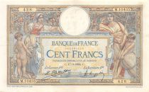France 100 Francs Women and childs - 17-03-1924 Serial M.10435 - VF to XF