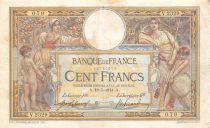 France 100 Francs Women and childs - 18-07-1914  Serial V.2329 - VF