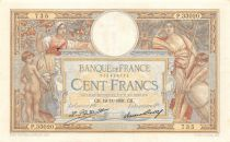 France 100 Francs Women and childs - 19-11-1931 Serial P.33020 - VF