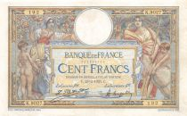 France 100 Francs Women and childs - 23-02-1923  Serial K.9027 - VF
