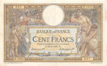 France 100 Francs Women and childs - 24-06-1913  Serial H.1932 - VF
