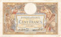 France 100 Francs Women and childs - 25-07-1929 Serial C.25803-777 - VF