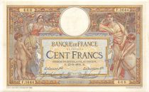 France 100 Francs Women and childs - 25-09-1916  Serial F.3644 - VF
