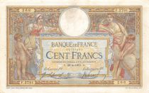 France 100 Francs Women and childs - 26-04-1915  Serial F.2791 - VF