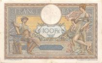 France 100 Francs Women and childs - 27-06-1922  Serial Q.3281 - F+