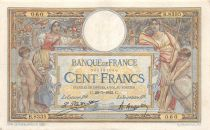 France 100 Francs Women and childs - 29-07-1922  Serial B.8335 - VF