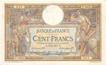 France 100 Francs Women and childs - 30-08-1916  Serial P.3600 - VF