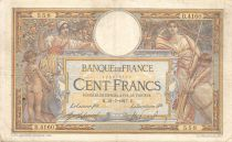 France 100 Francs Women and childs - 31-07-1917  Serial B.4160 - F