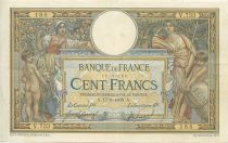 France 100 Francs Women with child - 1909