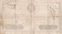 France 100 Livres Louis XVI - 29-09-1790 Série 2B - Sign. Lecointe - PTTB