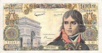 France 100 NF Bonaparte - 03-09-1959 - Serial L.31 - VF