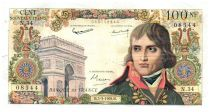 France 100 NF Bonaparte - 03-09-1959 Serial N.34 - VF