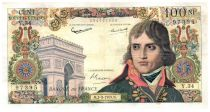 France 100 NF Bonaparte - 03-09-1959 Serial Y.34 - VF