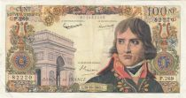 France 100 NF Bonaparte - 1963 - Alphabert X.257 P.269