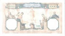 France 1000 Francs Ceres and Mercury - 23-05-1940 Serial C.9726-218