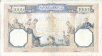 France 1000 Francs Cérès et Mercure - 18/07/1940 Série E.10448 - TTB