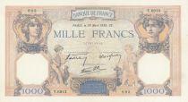 France 1000 Francs Cérès et Mercure - 30-03-1939 Série T.6913 - P.SPL
