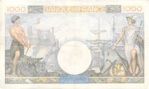 France 1000 Francs Commerce et Industrie - 19-12-1940 Série C.1335 - TTB