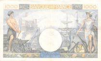 France 1000 Francs Commerce et Industrie - 19-12-1940 Série S.1335 - TTB