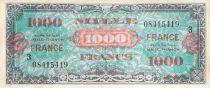 France 1000 Francs Impr. américaine (France) - 1945 Série 3 - TTB+