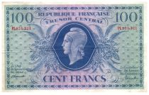 France 1000 Francs Marianne - 1943 - Serial PL 951.321 - VF