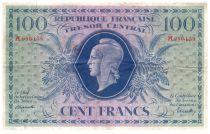 France 1000 Francs Marianne - 1943 - Serial PL 960.158 - VF