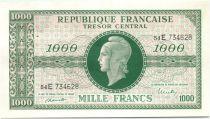 France 1000 Francs Marianne - 1945 - Série 54 E