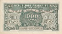 France 1000 Francs Marianne - 1945 Lettre A - Série 77 A 602764
