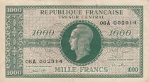 France 1000 Francs Marianne - 1945 Série 08 A