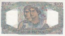 France 1000 Francs Minerve and Hercule -  15/12/1949 - Serial 0.623