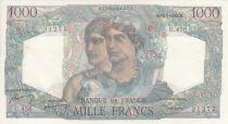 France 1000 Francs Minerve et Hercule -  03/10/1946 - Série X.358