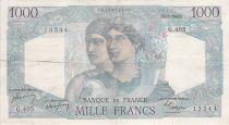 France 1000 Francs Minerve et Hercule - 05-05-1948 Série G.405 - TB