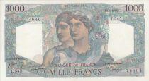 France 1000 Francs Minerve et Hercule - 07/04/1949 - Série T.545